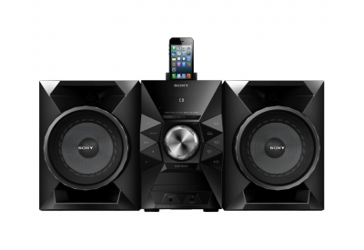 Sony - MHCEC719IP - Mini Systems & iPod Docks