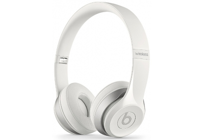 Beats By Dr. Dre White Solo2 On-Ear Wireless Headphones - MHNH2AM/A