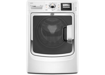 Maytag - MHW9000YW - Front Load Washing Machines
