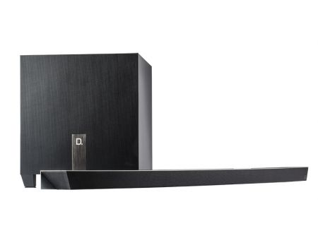Definitive Technology W Studio Micro Ultra-Slim 3.1 Wireless Sound Bar & Music Streaming System - VGBC-A