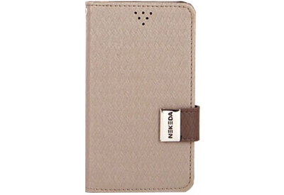 Nekeda - MILKYI5BROWN - Cellular Carrying Cases & Holsters