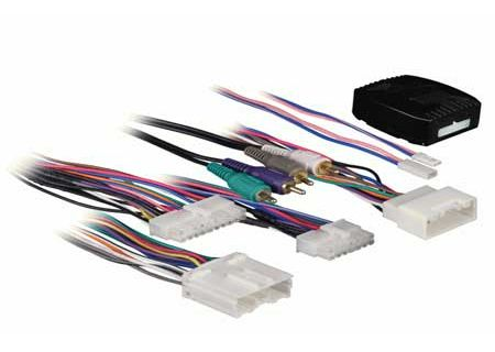 Metra Into Car Amp Interface Harness - MITO02