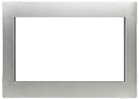 """LG 30"""" Stainless Steel Microwave Trim Kit - MK2030BS"""
