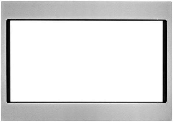 "Kitchenaid Microhood kitchenaid 30"" stainless microwave trim kit - mk2220as"
