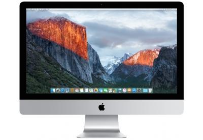 """Apple 27"""" iMac 3.3GHz Intel Quad-Core i5 Retina 5K Desktop Computer - MK482LL/A"""