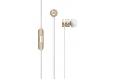 Beats By Dr. Dre Gold urBeats In-Ear Wired Headphones - MK9X2AM/A