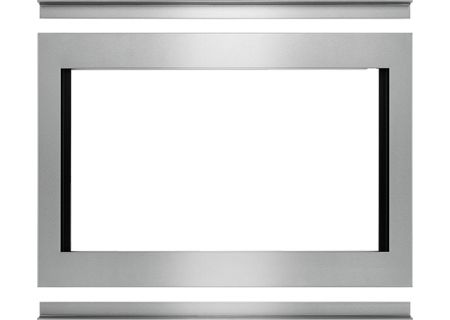 "Jenn-Air 30"" Stainless Steel Flush Convection Microwave Trim Kit - MKC4150ES"
