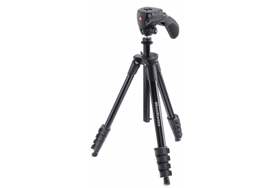 Manfrotto - MKCOMPACTACN-BK - Tripods