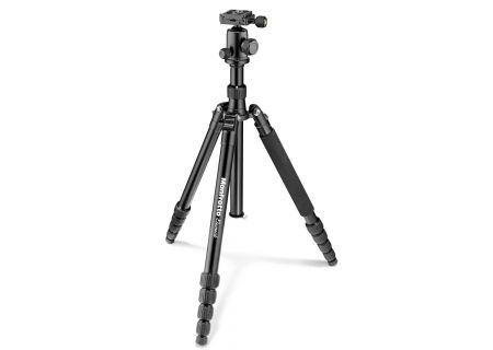 Manfrotto Black Element Traveller Tripod Big With Ball Head  - MKELEB5BK-BH
