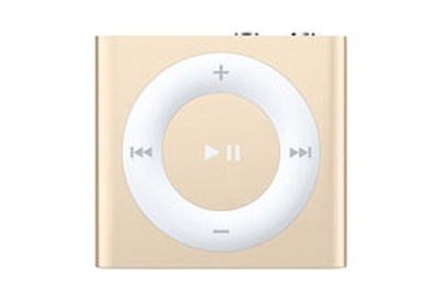 Apple 2GB Gold iPod Shuffle - MKM92LL/A