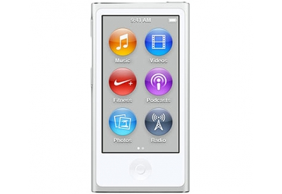 Apple 16GB Silver 8th Gen iPod Nano - MKN22LL/A