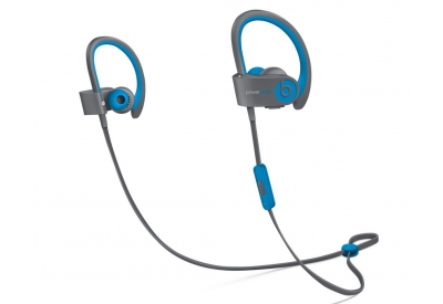 Beats By. Dr. Dre Powerbeats 2 Active Collection Blue Wireless In-Ear Headphones - MKQ02AM/A