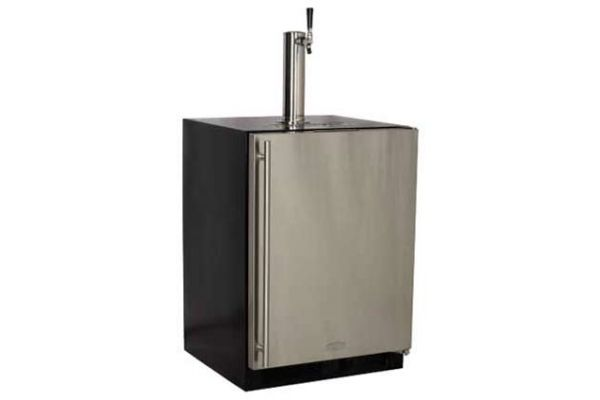 "Marvel 24"" Stainless Steel Built-In Beer Dispenser - ML24BSS2RS"