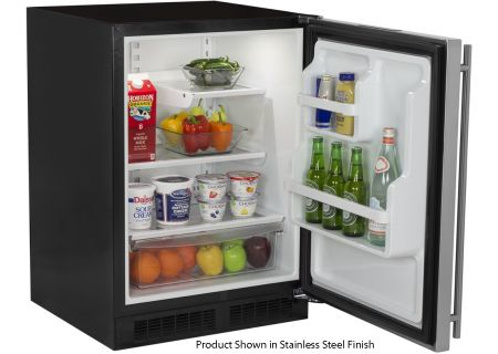"Marvel 5.1 Cu.Ft. 24"" Panel Ready Undercounter Compact Refrigerator - ML24RAP3RP"