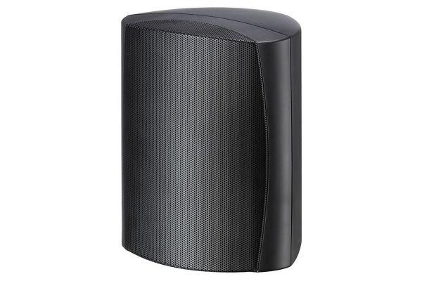 Large image of MartinLogan Installer Series 4.5 Inch 2-Way Black Outdoor Speakers (Pair) - ML45AWBL