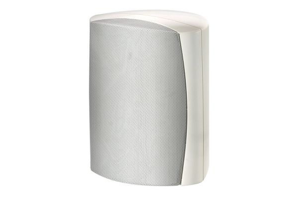 Large image of MartinLogan Installer Series 4.5 Inch 2-Way White Outdoor Speakers (Pair) - ML45AWWH