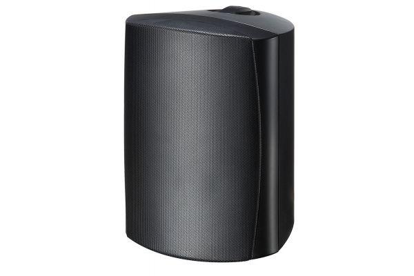 Large image of MartinLogan Installer Series 6.5 Inch 2-Way Black Outdoor Speakers (Pair) - ML65AWBL