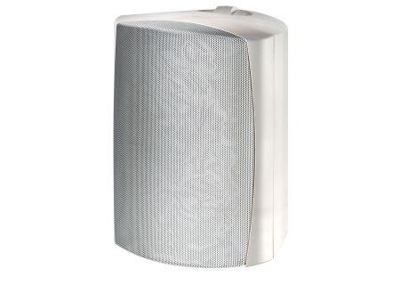 MartinLogan Installer Series 6.5 Inch 2-Way White Outdoor Speakers (Pair) - ML65AWWH