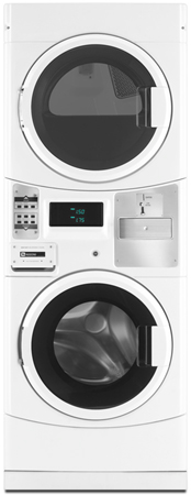 gas washing machine and dryer
