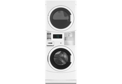 Maytag - MLG20PDWH - Stacked Washer Dryer Units