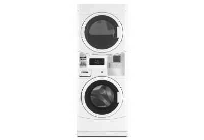 Maytag - MLG20PRWH - Stacked Washer Dryer Units