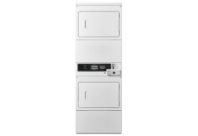Maytag - MLG26PDBWW - Stacked Washer Dryer Units