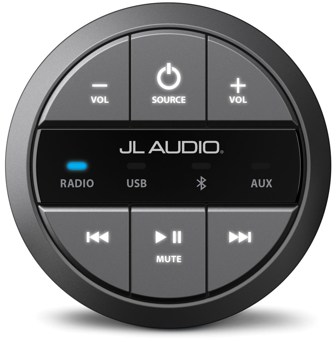 JL Audio MediaMaster Wired Marine Remote Control - 99907