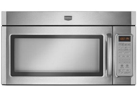 Maytag - MMV6186WS - Microwaves