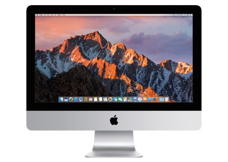 "Apple 21.5"" iMac 3.4 GHz Quad-Core Intel i5 Desktop Computer With Retina 4K Display  - MNE02LL/A"