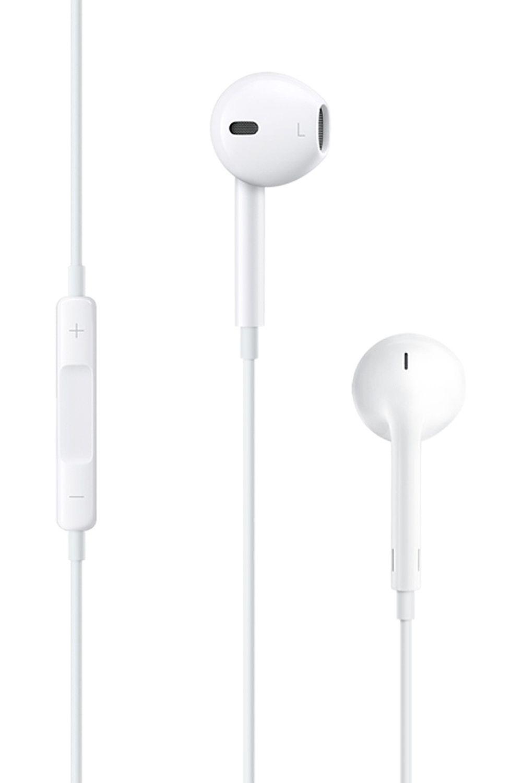 f622652eef Apple White EarPods With 3.5mm Headphone Plug - MNHF2AM A