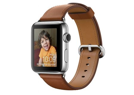 Apple - MNP72LL/A - Smartwatches