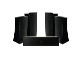 MartinLogan - MO262BL - Bookshelf Speakers