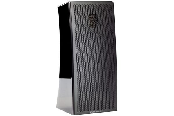 Large image of MartinLogan Motion 4i Gloss Black Bookshelf Speaker (Each) - MO4IBL