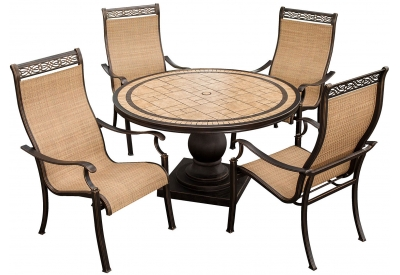 Hanover - MONACO5PC - Patio Dining Sets