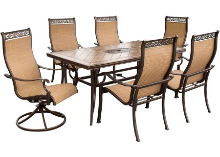Hanover - MONACO7PCSW - Patio Dining Sets
