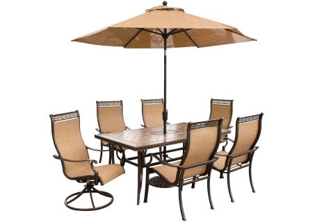 Hanover - MONACO7PCSW-SU - Patio Dining Sets