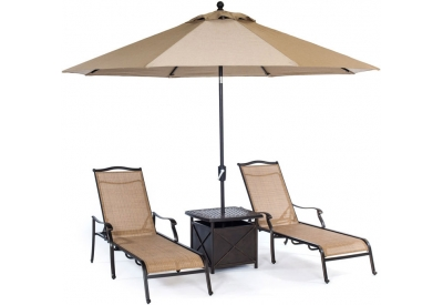Hanover - MONCHS4PC-SU - Patio Seating Sets