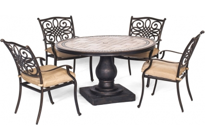 Hanover - MONDN5PC - Patio Dining Sets