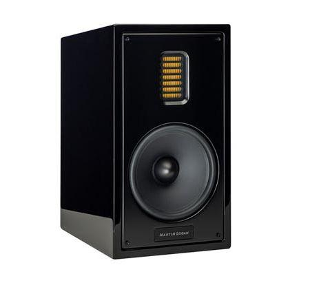 MartinLogan Motion 35XT Gloss Black Bookshelf Speaker
