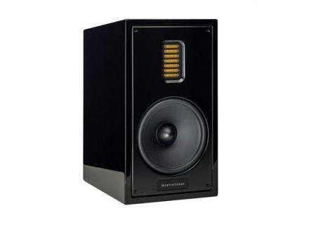 MartinLogan Motion 35XT Gloss Black Bookshelf Speaker - MOT35XTGBL