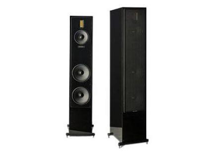 MartinLogan Motion 60XT Gloss Black Floorstanding Speaker - MOT60XTGBL