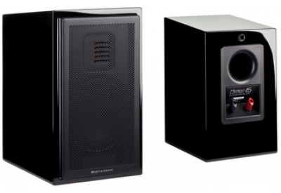 MartinLogan - MOTION15GBK - Bookshelf Speakers