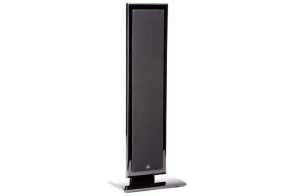 Large image of MartinLogan Motion SLM Slim Black Speaker (Each) - MOTSLM
