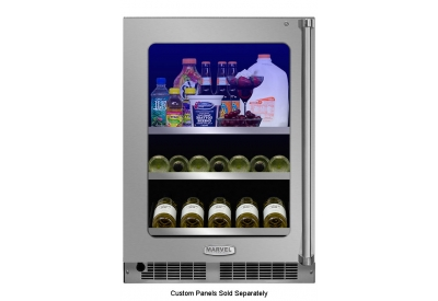 Marvel - MP24BCF3LP - Wine Refrigerators and Beverage Centers