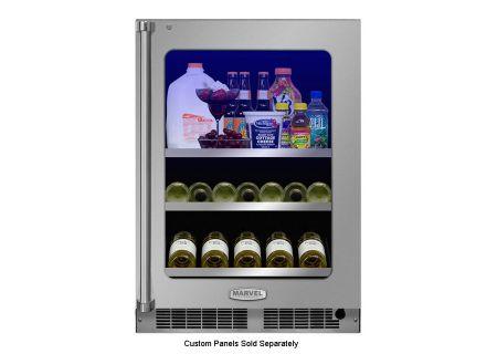 Marvel - MP24BCF3RP - Wine Refrigerators and Beverage Centers