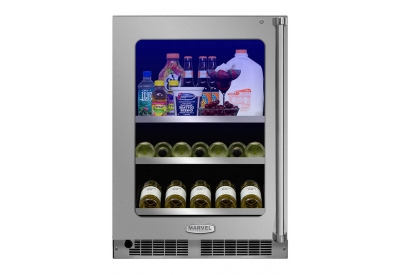 Marvel - MP24BCG3LS - Wine Refrigerators and Beverage Centers