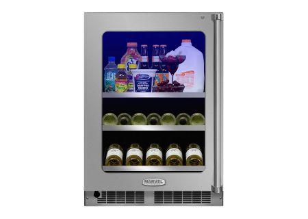 Marvel - MP24BCG3LS - Wine Refrigerators and Beverage Centers