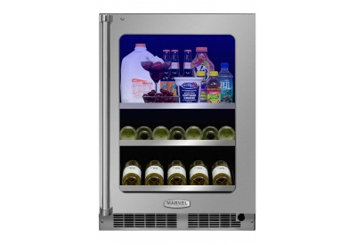 Marvel - MP24BCG3RS - Wine Refrigerators and Beverage Centers