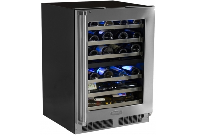 Marvel - MP24WDG4RS - Wine Refrigerators and Beverage Centers