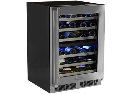 Marvel - MP24WDG4RS - Wine Refrigerators and Beverage Centers